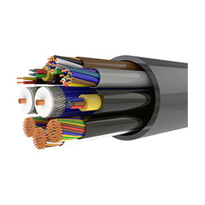Rugged Power, Networking & Control Cables