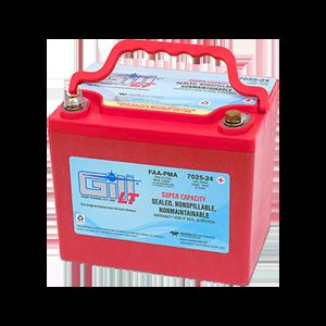 Military-Grade Batteries
