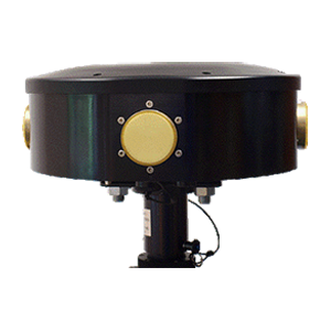 Compact Radar Warning Receiver